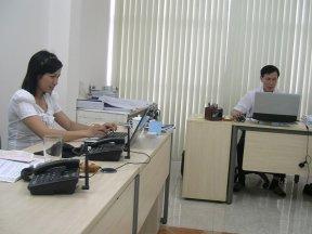 Văn phòng cho thuê