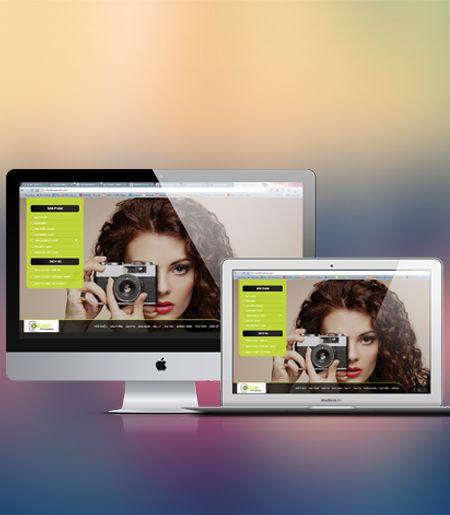 Website - Bán hàng máy quay chuyên dụng