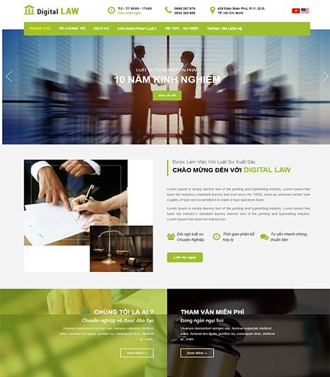 Website - Văn phòng luật sư